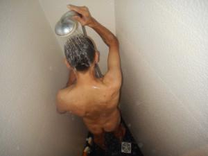 La douche 005